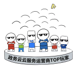 <font color='red'>政务</font><font color='red'>云</font>TOP玩家,新鲜出炉!